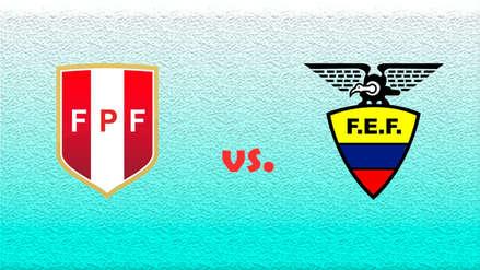 Perú vs. Ecuador: horarios y canal del partido por el hexagonal final del Sudamericano Sub 17