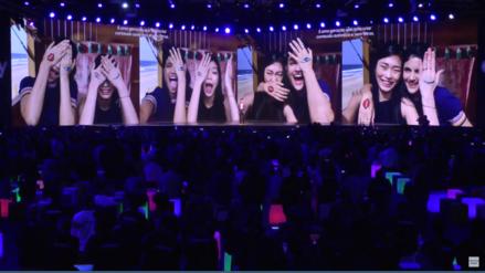 Samsung presenta en Sao Paulo su nueva línea