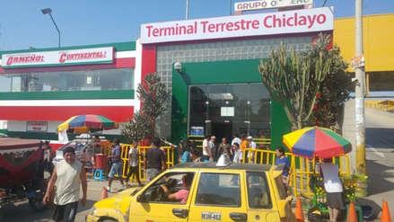 Cerraron el terminal Ormeño temporalmente por riesgo en instalaciones eléctricas