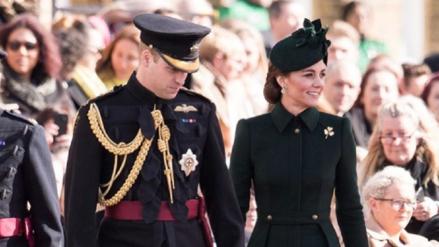 ¿Problemas con Kate Middleton? Publican foto del príncipe William en un club nocturno con otra mujer