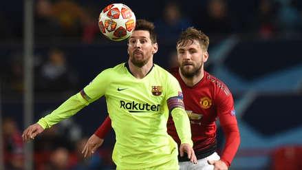 Barcelona vs. Manchester United: resumen minuto a minuto del partido de la Champions League
