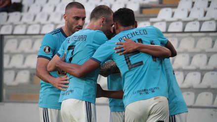 Sporting Cristal anotó el 2-0 ante U. de Concepción con este gol de Omar Merlo