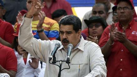 """El régimen de Nicolás Maduro acusó a la OEA de convalidar """"un plan golpista"""""""