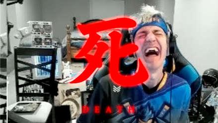 ¡Hilarante! Ninja, el 'streamer' más famoso de Fortnite, grita y pierde los papeles con 'Sekiro: Shadows Die Twice'