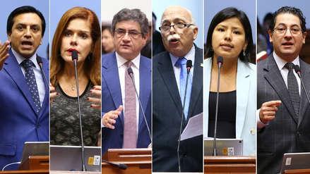 PPK | Congresistas reaccionaron tras orden de detención preliminar en su contra