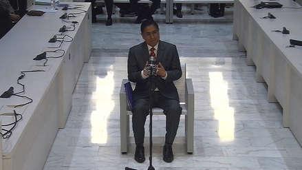 Fiscalía ratifica confianza en justicia de España pese a libertad provisional de César Hinostroza