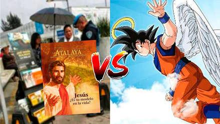 Dragon Ball Super | Así es la 'histórica rivalidad' entre Testigos de Jehová y 'testigos de Gokú' (Video)