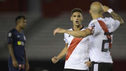 River Plate goleó 3-0 a Alianza Lima por por la Copa Libertadores