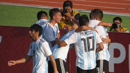 Argentina ganó 3-0 a Paraguay por el Sudamericano Sub 17 y clasificó al Mundial de Brasil