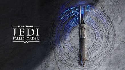 Filtran póster oficial de Star Wars Jedi: Fallen Order, el próximo gran videojuego  de la franquicia