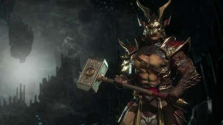 Shao Kahn llega a Mortal Kombat 11 como incentivo de reserva