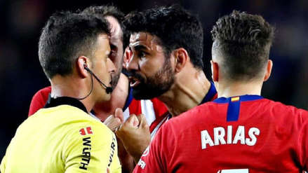 Diego Costa se pierde la temporada tras recibir esta drástica sanción en España