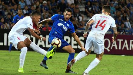 Emelec igualó 2-2 con Deportivo Lara por la fecha 4 de la Copa Libertadores