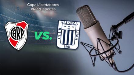 Alianza Lima vs. River Plate: escuchar por radio EN VIVO ONLINE el duelo por Copa Libertadores