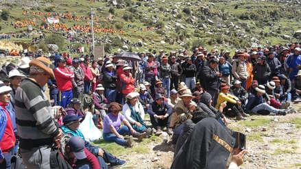 Las Bambas | El Gobierno levanta el estado de emergencia en el distrito de Challhuahuacho