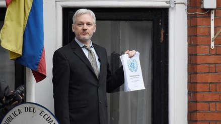Estados Unidos pidió cinco años de prisión para Julian Assange por