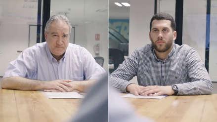 """""""No juzguen la edad, premien el conocimiento"""": Joven busca trabajo a su papá con un conmovedor video"""