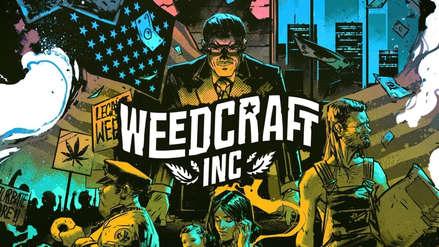 Crea tu propio imperio de tráfico de marihuana con el videojuego 'Weedcraft Inc'