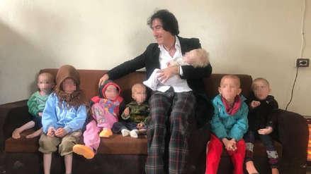 Chileno llegó a Siria para rescatar a sus siete nietos huérfanos criados por el Estado Islámico