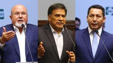 Fiscal de la Nación abre investigación contra cinco congresistas por caso 'Temerarios del Crimen'