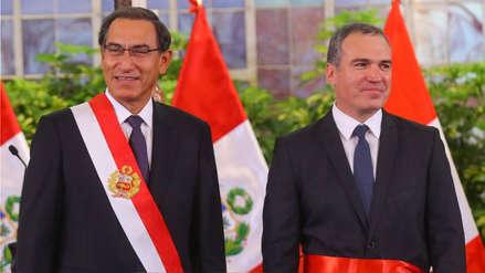 La popularidad de Vizcarra cayó 17 puntos en tres meses y el 39% desaprueba a Del Solar