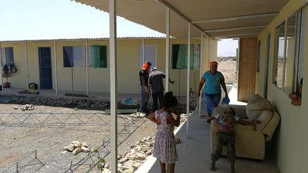 Chiclayo: religiosos ayudan con módulos de vivienda y alimentos a familias venezolanas
