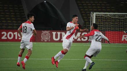 Perú vs. Ecuador:  20 imágenes del sufrido empate de la bicolor en el hexagonal final del Sudamericano Sub 17
