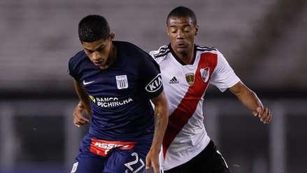 Alianza Lima perdió 3-0 ante River Plate y está cerca de ser eliminado en Copa Libertadores