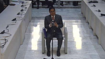 El Gobierno dice que la libertad provisional de Hinostroza no afectará el proceso de extradición
