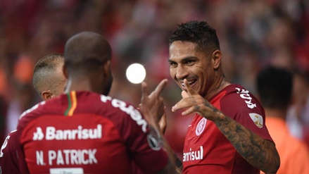 Comando técnico de la Selección Peruana sorprendido con el nivel de Paolo Guerrero