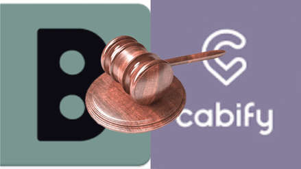 Indecopi sancionó a Taxibeat y Cabify con S/1.16 millones por afectar a consumidores