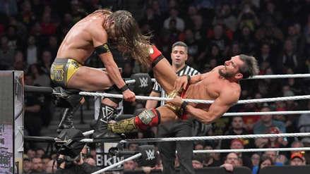 Por primera vez en la historia de WWE, una lucha recibe más de 5 estrellas de puntuación