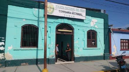 Chiclayo: Policía fue detenido por presunta agresión e intento de violación a trabajadoras de limpieza