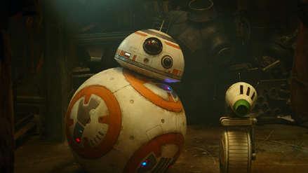 Te presentamos al nuevo droide que se reveló en el tráiler de