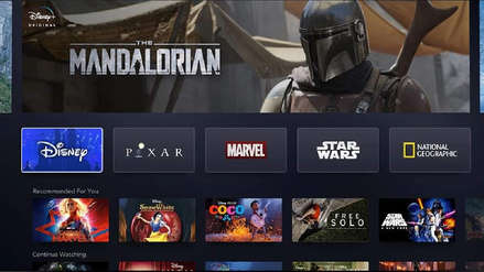 Disney+: Marvel Studios, Star Wars, Los Simpson y todas las series que estarán disponibles
