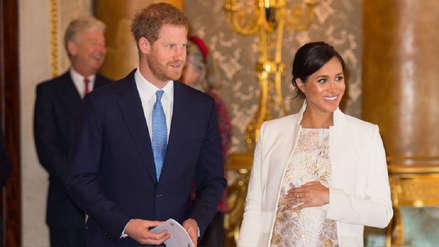 Meghan Markle anunció que el nacimiento de su hijo con el príncipe Harry será privado