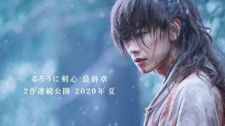 Se anuncian dos nuevas películas de acción real de Samurai X (Rurouni Kenshin)