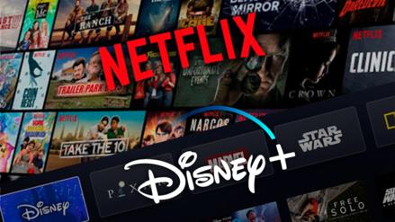 Anuncio de Disney+ hace que las acciones de Netflix se desplomen dramáticamente