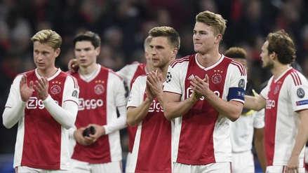Figura de Ajax se lesióno y es duda ante Juventus de Cristiano Ronaldo en Champions League