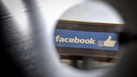 Un tribunal de Moscú impuso multa de 50 dólares a Facebook
