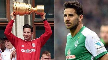 Claudio Pizarro recibió emotivo mensaje de Bayern Munich previo a la Copa Alemana