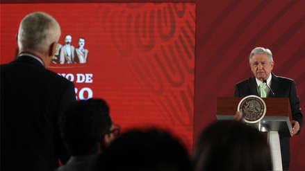 Presidente de México tuvo tenso debate ante cámaras con periodista sobre asesinatos en su país [VIDEO]