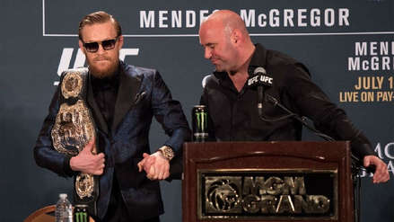 ¡Regresará al octágono! Presidente de UFC aseguró que Conor McGregor volverá a luchar pese a anunciar su retiro