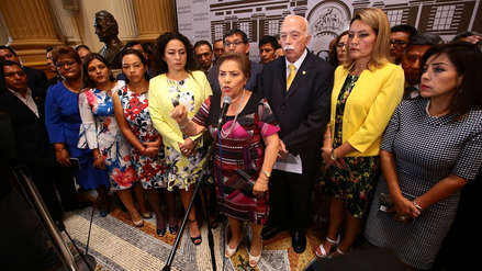 Alejandro Aguinaga: No quisiera criticar al fujimorismo