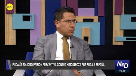 Amado Enco espera que se tramite nuevo pedido de extradición contra César Hinostroza
