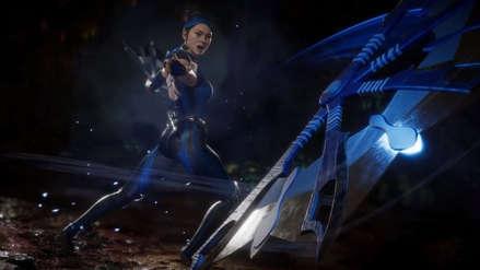 Kitana y D'Vorah protagonizan el nuevo gameplay tráiler de Mortal Kombat 11