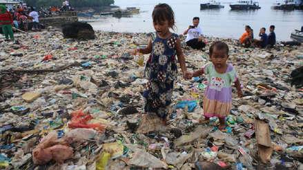 Solo es visible el 1% del plástico en los océanos, ¿dónde está el otro 99%?