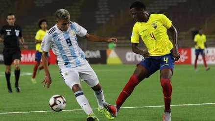 Ecuador derrotó 4-1 a Argentina en el Sudamericano Sub 17 y dejó a Perú sin Mundial