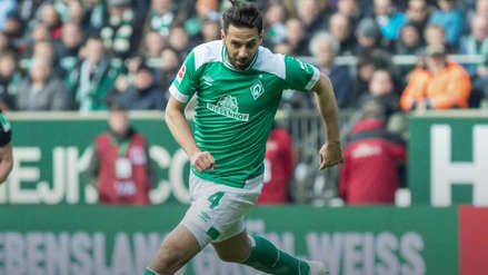 Bundesliga calificó a Claudio Pizarro como el único 'Rey del Norte' ante el regreso de Game of Thrones