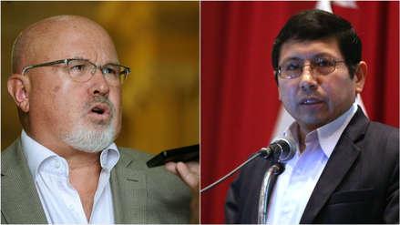 ¡No van más! Carlos Bruce y Edmer Trujillo renunciaron al gabinete de Salvador del Solar